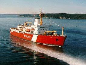 Canadian Coast Guard Ship Louis S. St. Laurent