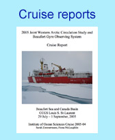 Cruise Reports