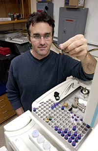 "Chris Reddy and colleagues used an advanced chemical technique known as ""comprehensive two-dimensional gas chromatography"" to delinenate exactly how the oil has decomposed over the years."
