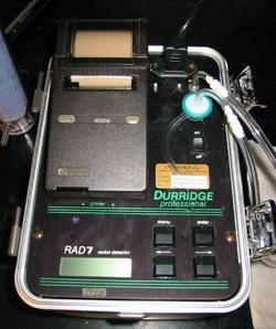 Durridge RAD 7