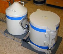 Planar Detectors: Canberra model GL2020RS