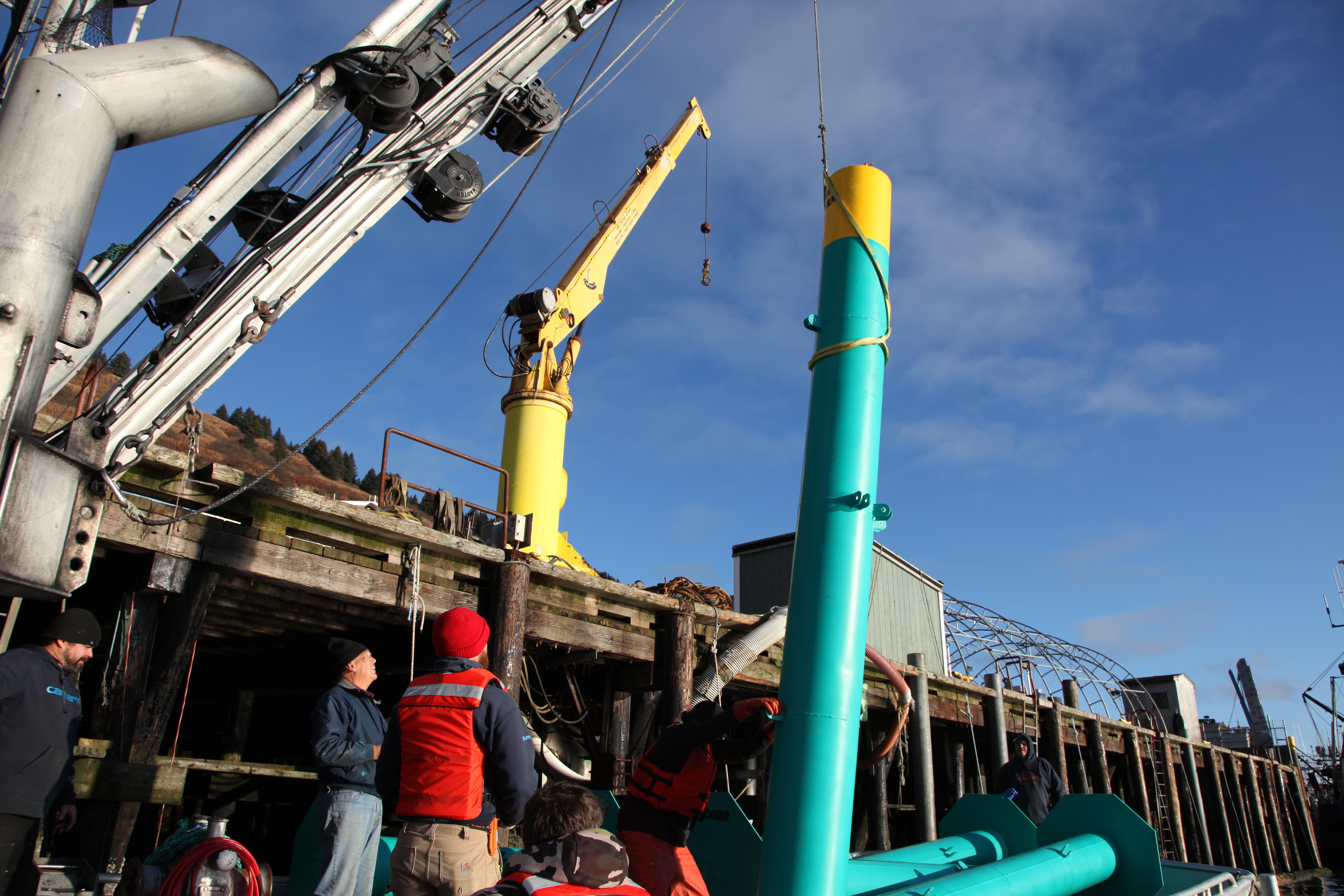 Copy of loading buoys