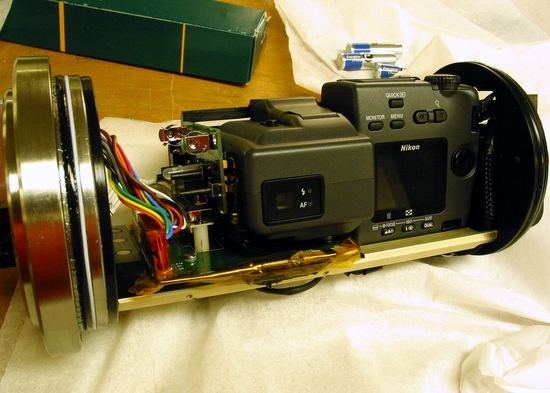 DSPL DigiSeaCam Camera
