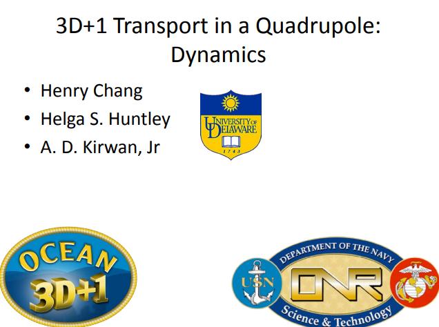 Transport in Quadruple Dynamics
