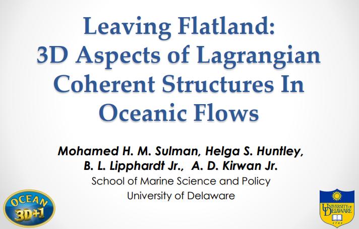 Leaving Flatland