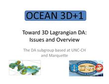 OCEAN 3D+1