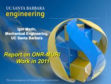 MURI Report