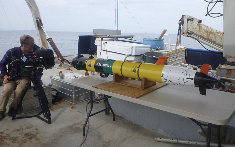 REMUS SharkCam – Oceanographic Systems Lab
