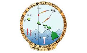 Hawaii Ocean Time Series Logo