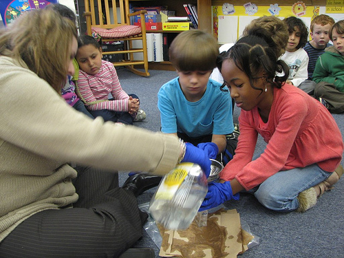 First Grade Students from Ohio Follow our Antarctic Expedition