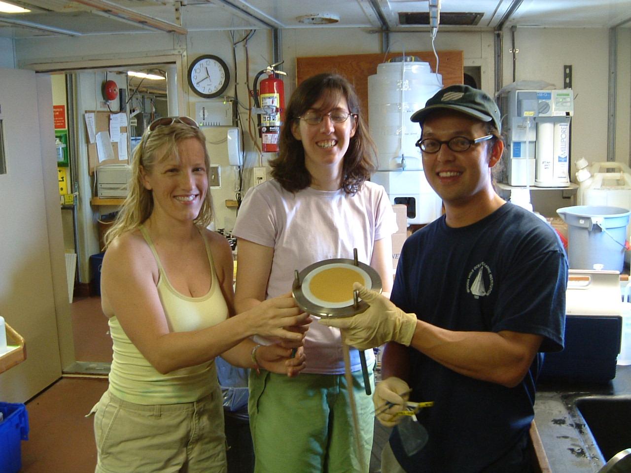 Costa Rica Upwelling Dome 2005
