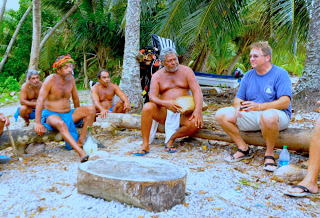 a Meeting with Falalis Elders