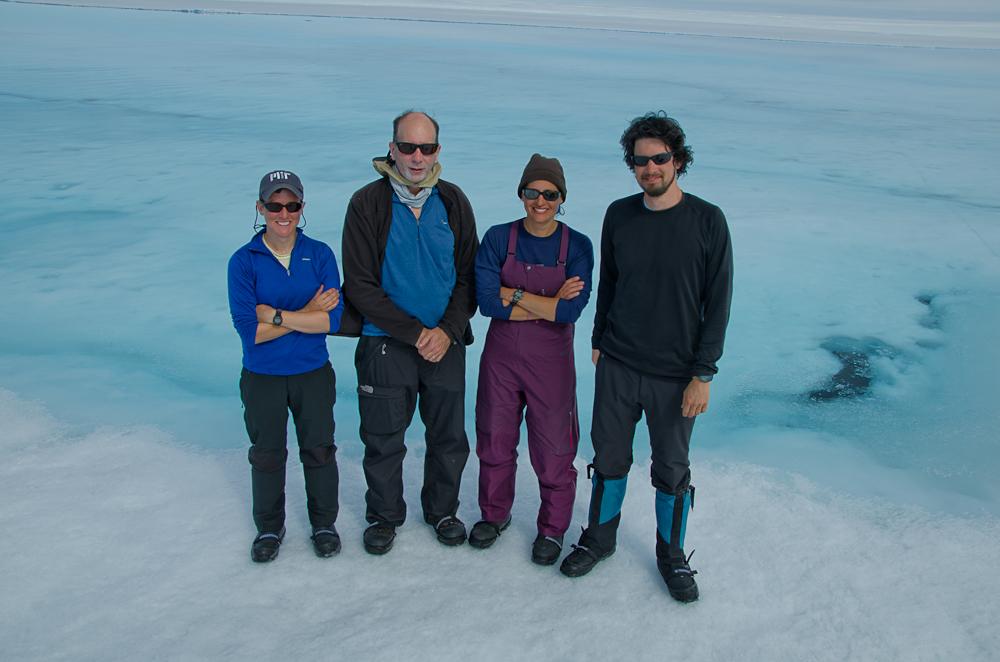 Greenland July 2013 Lakes