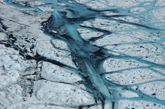 Greenland July 2008 Lakes