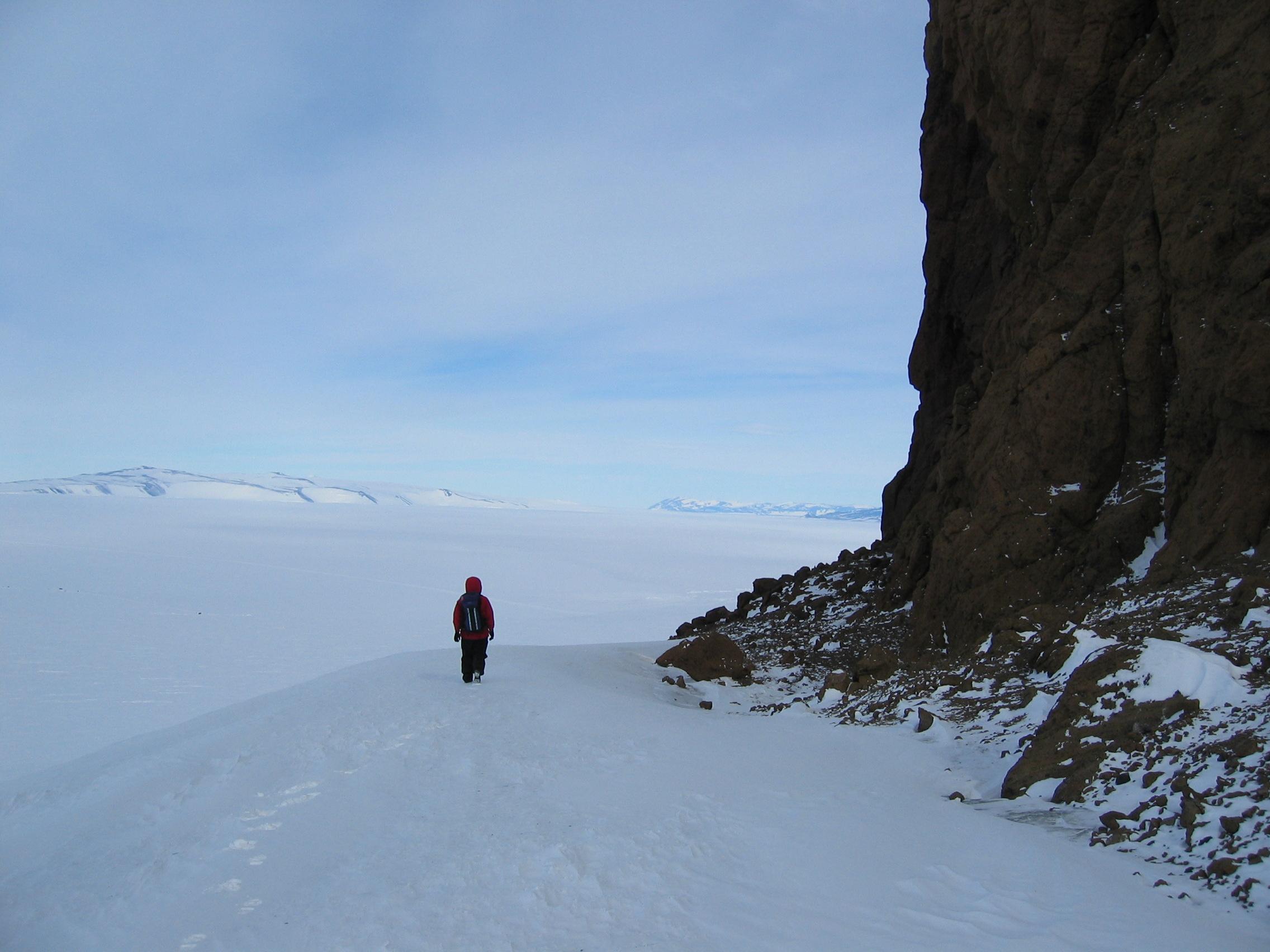 Antarctica 2003-04 Siple Coast