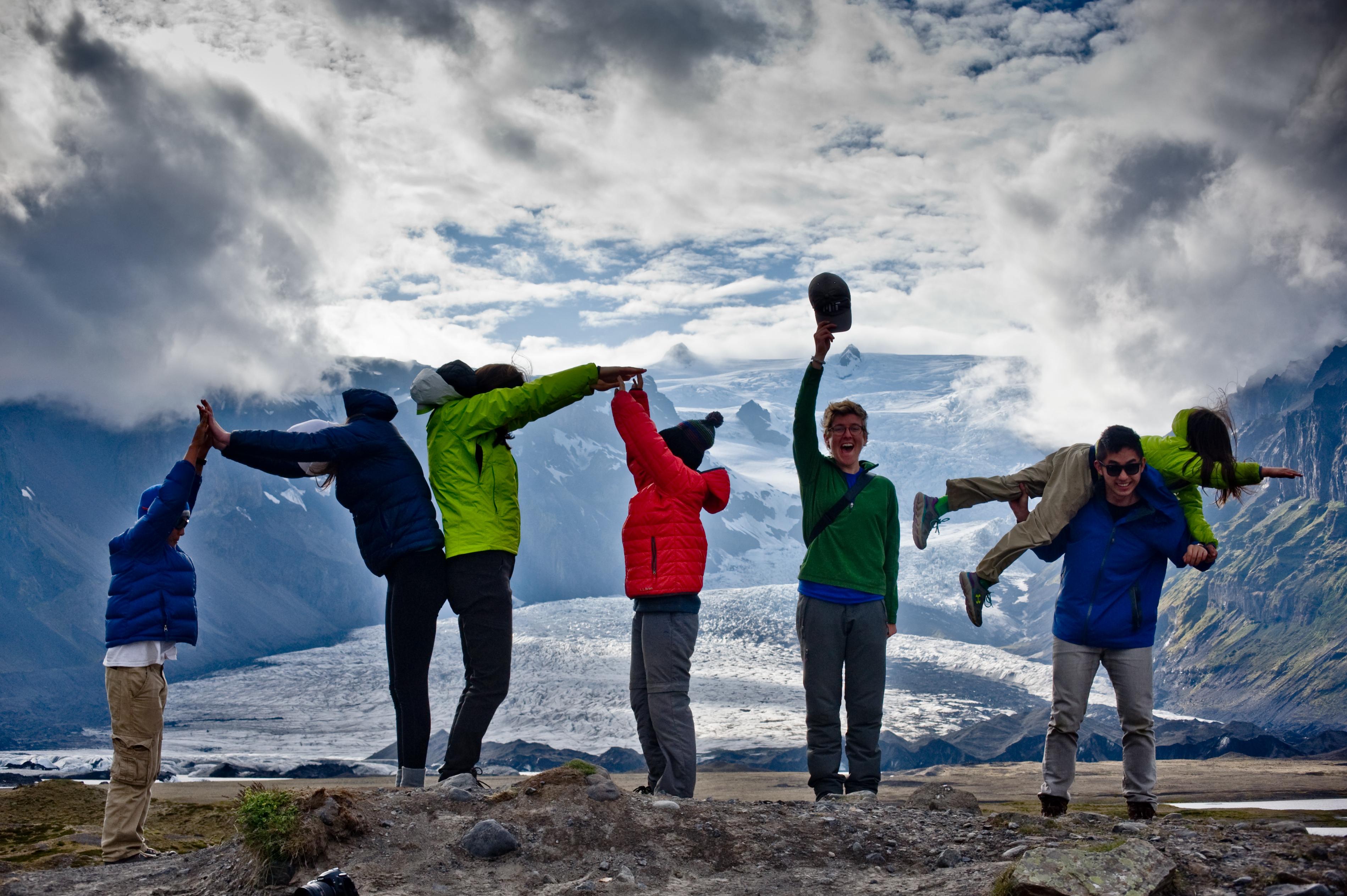 2016 Iceland Geodynamics Field Trip